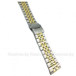 Браслет металлический для часов 24 мм CRW323-24