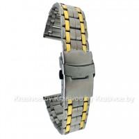 Браслет металлический для часов 22 мм CRW330-22