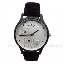 Наручные часы в черном корпусе Patek Philippe CWC433