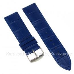 Ремешок кожаный для часов 24 мм CRW172-24