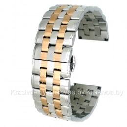 Браслет металлический для часов 24 мм CRW342-24