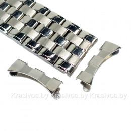 Браслет металлический для часов 18 мм CRW348-18