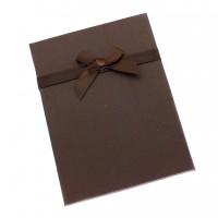 Футляр для бижутерии (подвеска с цепочкой + кольцо) FB013