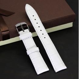Ремешок кожаный для часов 16 мм CRW024-16
