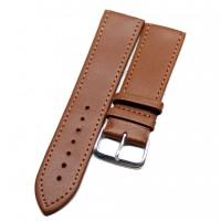 Ремешок кожаный для часов 24 мм CRW361-24