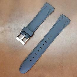 Ремешок каучуковый для часов 20 мм Casio P2071-20