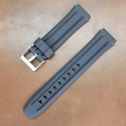 Ремешок каучуковый для часов 20 мм Casio P2074-20