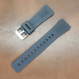 Ремешок каучуковый для часов 22 мм Casio P2259-22