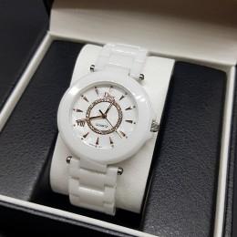 Женские керамические наручные часы Dior CWC291