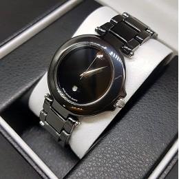 Женские керамические наручные часы Movado CWC734