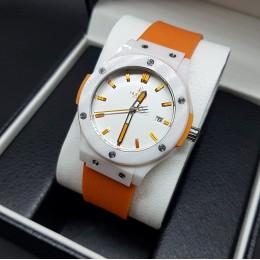 Женские керамические наручные часы Hublot CWC738
