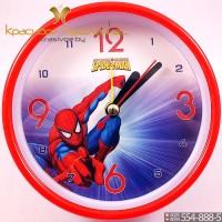 Будильник детский Человек-паук CBU019