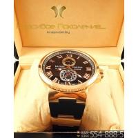 Мужские наручные часы Ulysse Nardin Maxi Marine CWC665S