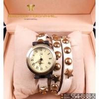 Часы с двойным ремнем JQ CWD056