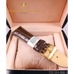Ремешок кожаный для часов 12 мм CRW011-12