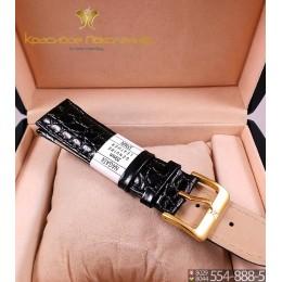 Ремешок кожаный для часов 8 мм CRW018-8