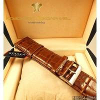 Ремешок кожаный для часов 26 мм 1522-2611