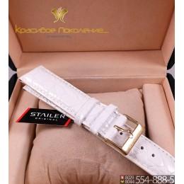 Ремешок кожаный для часов 22 мм 1040-2202