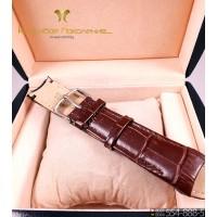 Ремешок кожаный для часов Tissot 20 мм CRW115-20
