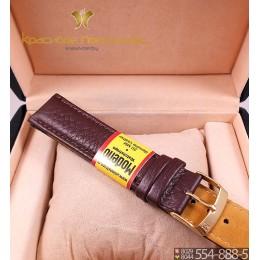 Ремешок кожаный для часов 26 мм CRW121-26