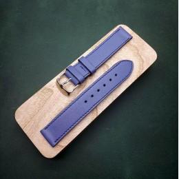 Кожаный ремешок ручной работы для часов 18 мм M010-18