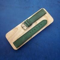 Кожаный ремешок ручной работы для часов 20 мм M102-20