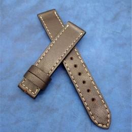 Кожаный ремешок ручной работы для часов 22 мм M103-22