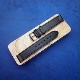 Кожаный ремешок ручной работы для часов 18 мм M109-18