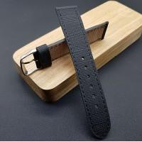 Кожаный ремешок ручной работы для часов 22 мм M137-22
