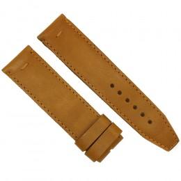 Кожаный ремешок ручной работы для часов 24 мм M007-24