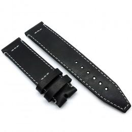 Кожаный ремешок ручной работы для часов 24 мм M022-24