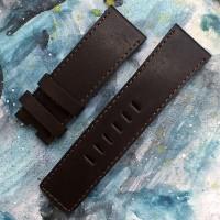 Кожаный ремешок ручной работы для часов Diesel DZ4290 26 мм DZ4290-26