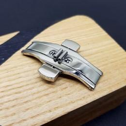 Механическая застежка-бабочка для часов на металлическом браслете ZW022