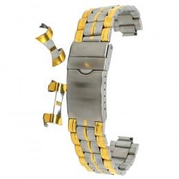 Браслет металлический для часов 18 мм CRW004S-18