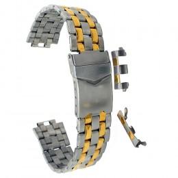 Браслет металлический для часов 18 мм CRW007S-18