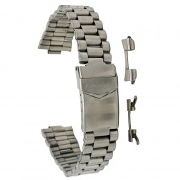 Браслет металлический для часов 18 мм CRW015S-18