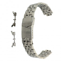 Браслет металлический для часов 18 мм CRW029S18-18