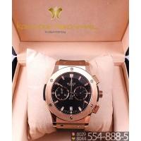 Мужские наручные часы Hublot Classic Fusion Chronograph CWC667S