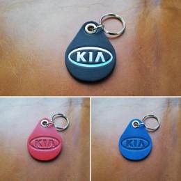 Брелок для ключей из натуральной кожи B010