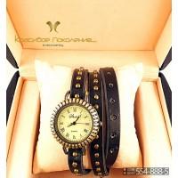 Часы с двойным ремнем JQ CWD083