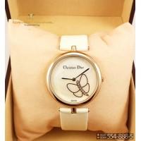 Женские наручные часы Christian Dior Butterfly CWC127