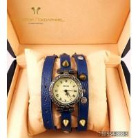 Часы с двойным ремнем SWISS CWD088