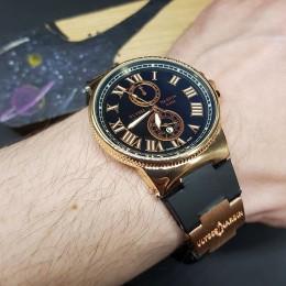 Наручные часы кварцевые Ulysse Nardin Maxi Marine CWCM018