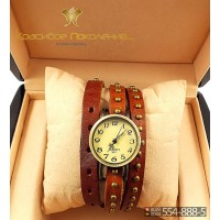 Часы с двойным ремнем JQ CWD093