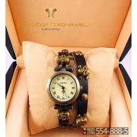 Часы с двойным ремнем Swiss CWD065