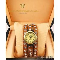 Часы с двойным ремнем JQ CWD066