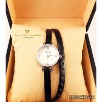 Часы с двойным ремнем GUCCI CWD014