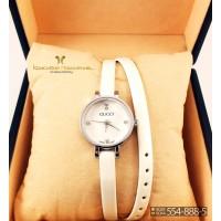 Часы с двойным ремнем GUCCI CWD015