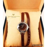 Часы с двойным ремнем GUCCI CWD020