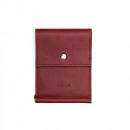 Зажим для денег кожаный ONE коричневый Арт. C17.0